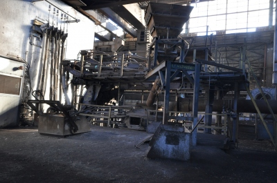 Used 50 Ton Electric Arc Furnace Shop With Vd Lf And Gas