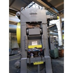 Bliss 600 Ton Knuckle Joint Press