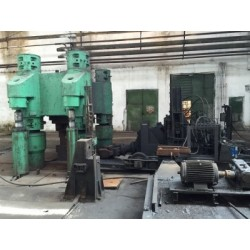 Schloeman Free Forging Line For Rail Axels