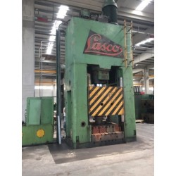 Lasco Tsp 400 Hydraulic Drawing & Coining Press