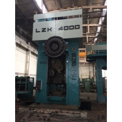 Smeral Lzk 4000 Mechanical Hot Forging Press