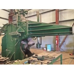 Schleifstein, 32x5000 Flanging Machine