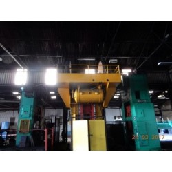 1600 Ton Hasenclever Screw Press