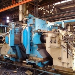 Crankshaft Machining Line Boehringer And Naxos Union