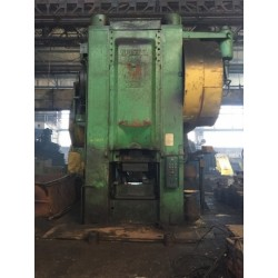 2500 Ton Spiertz Forging Press