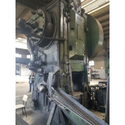 Eumuco 2000 Ton Forging Press Line