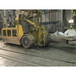 Glama 10 Ton Free Wheels Forging Manipulator
