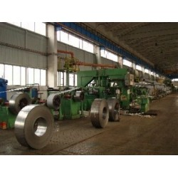 Ebner Annealing And Coating Line For Processing Steel Strip For Electrical Motors