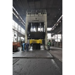 Tank Head Hydraulic Forging Press & Manipulator