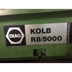 Kolb Diag R8/5000 Roll Grinding
