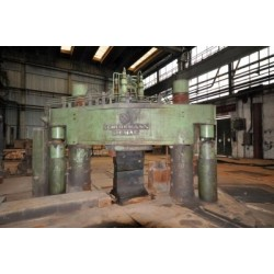 Schloemann 1000 Ton Hydraulic Press With Dango Manipulator