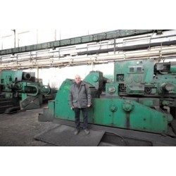 Gfm Fkw 225 Large Crankshaft Milling Machine