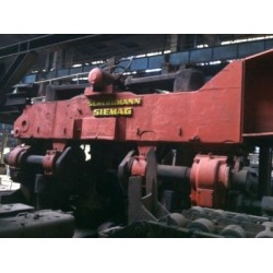 Schloemann 1400 Mm Wheel Rolling Mill