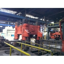 3150 Ton Hydraulic Forging Press For Solid Wheel Calibtaring