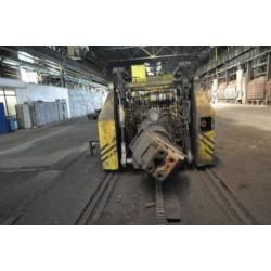 3 Ton Schloemann Rail Bound Forging Manipulator