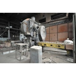 1000 Ton Billet Shear