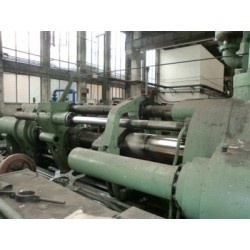 Skoda 3000 Ton Extrusion Press For Copper