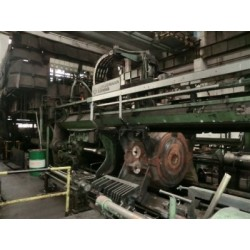 Sms Schloemann 2900 Ton Extrusion Press For Copper
