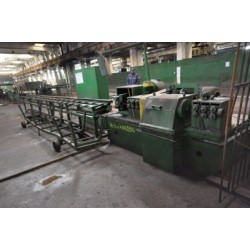 15 Mm Bmp Straightening And Cutting Machine