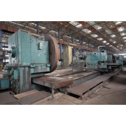 2500 X 10000 Very Heavy Duty Roll Lathe