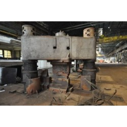 Demag 1000 Ton Hydraulic Forging Press With Manipulator