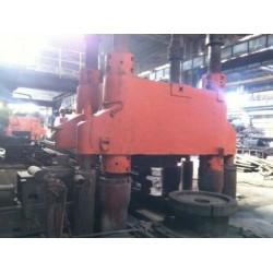 Wheel Forging Plant