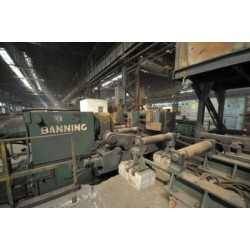 Banning 500 Ton Gag  Straightening Press