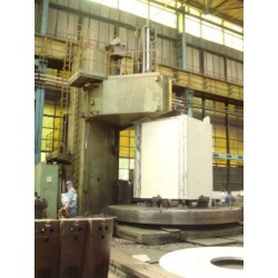 Bertiez Vertical Lathe 8000 Mm Diameter
