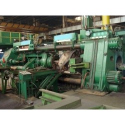 2500 ton ZAMET Extrusion Press for Copper