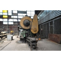 630 Ton Billet Shear