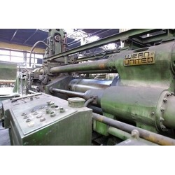 1600 Tonne Wean United Extrusion Press For Steel